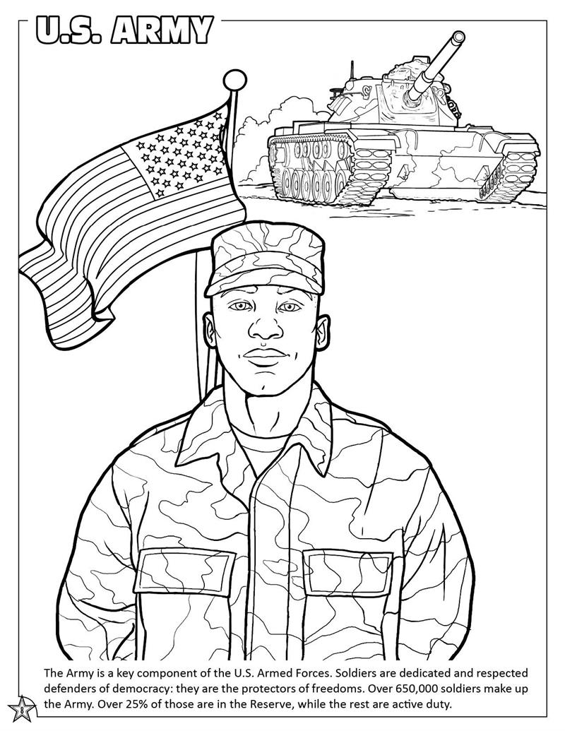Reserve coloring #7, Download drawings
