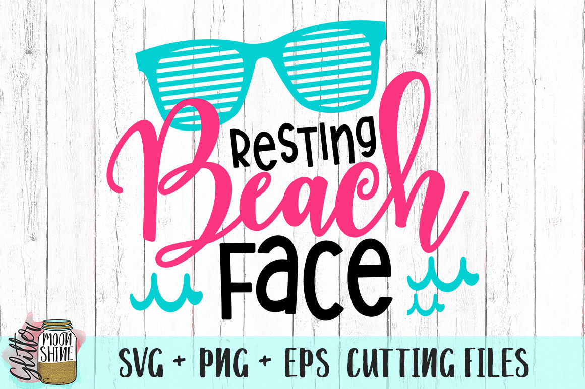 resting beach face svg #840, Download drawings