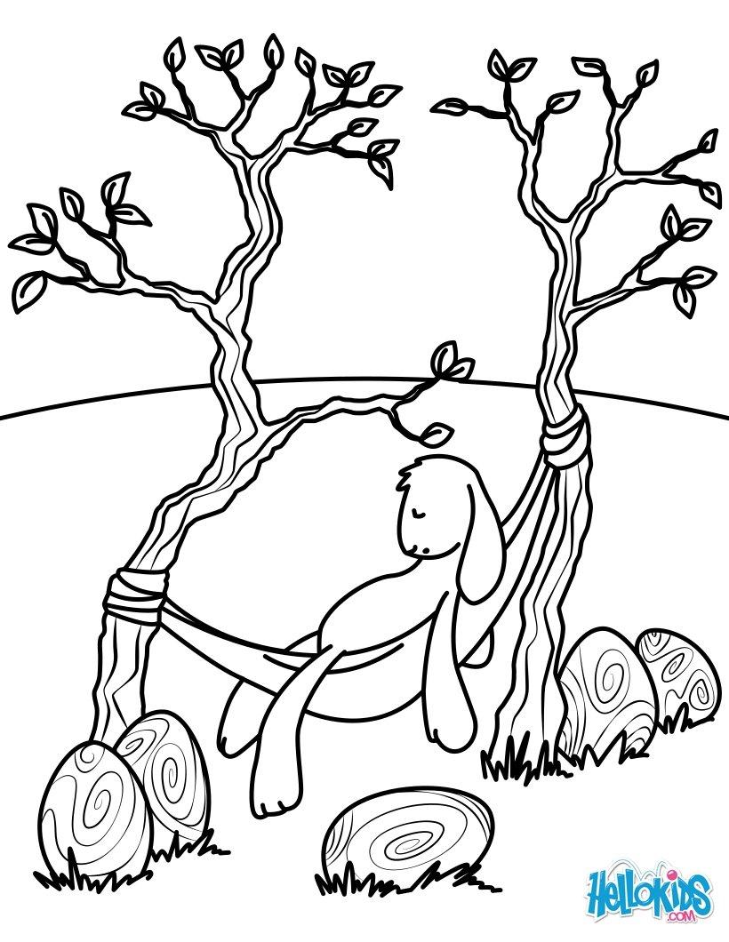 Resting coloring #7, Download drawings