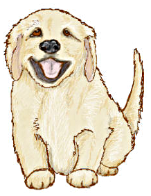 Retriever clipart #4, Download drawings