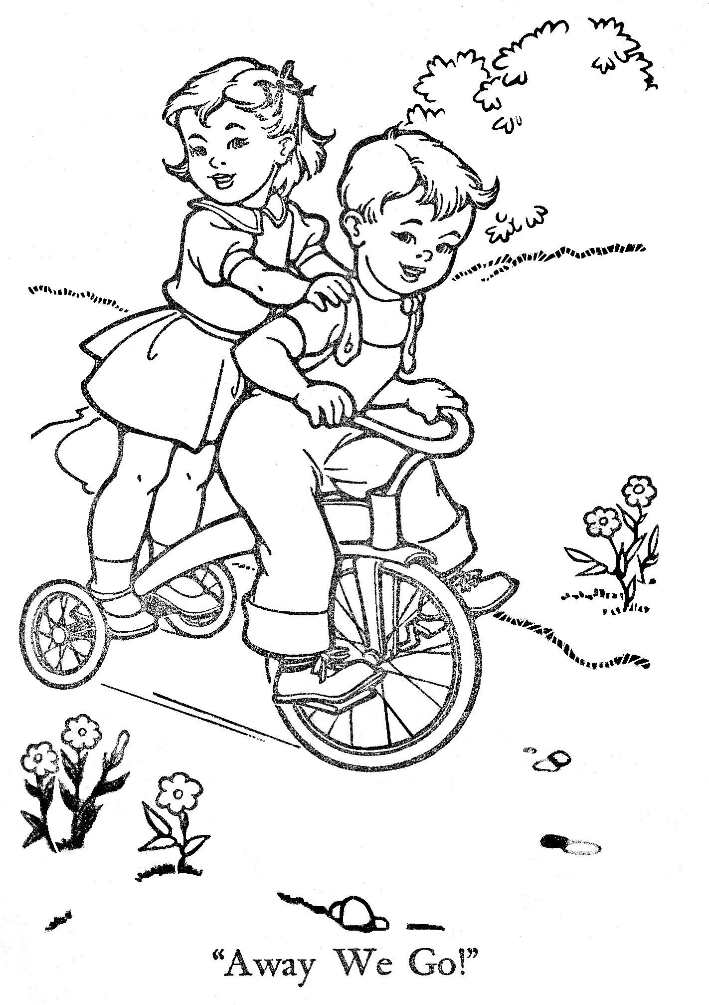Retro coloring #9, Download drawings