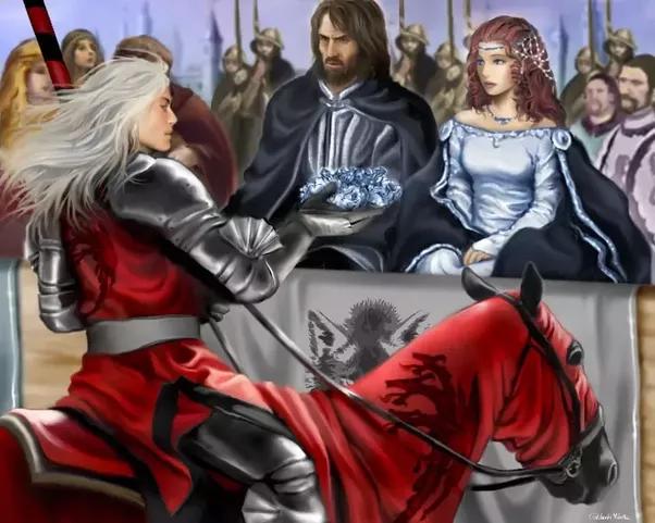 Rhaegar Targaryen coloring #4, Download drawings