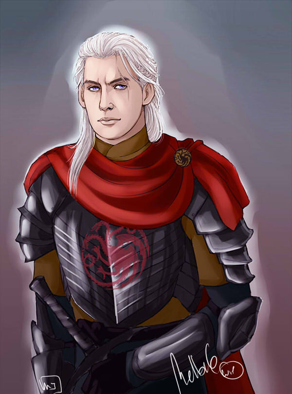 Rhaegar Targaryen coloring #12, Download drawings