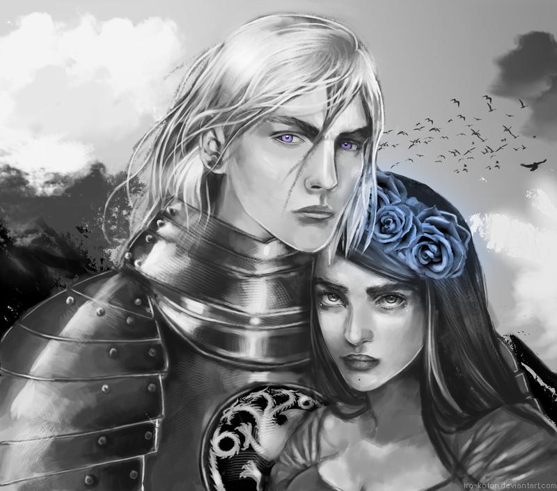 Rhaegar Targaryen coloring #9, Download drawings