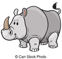 Rhino clipart #18, Download drawings