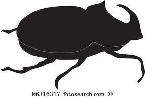 Rhinoceros Beetle clipart #2, Download drawings
