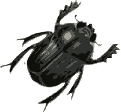 Rhinoceros Beetle svg #11, Download drawings