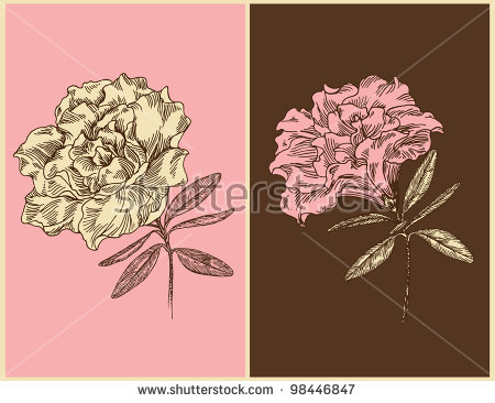 Rhododendrun svg #19, Download drawings