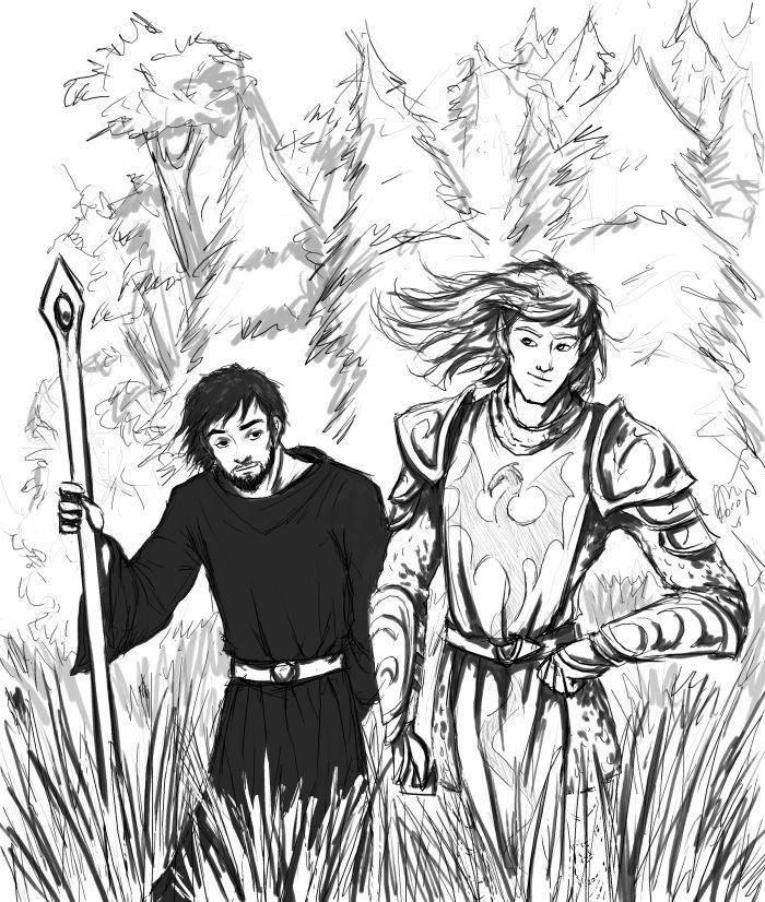 Rift War Saga coloring #16, Download drawings