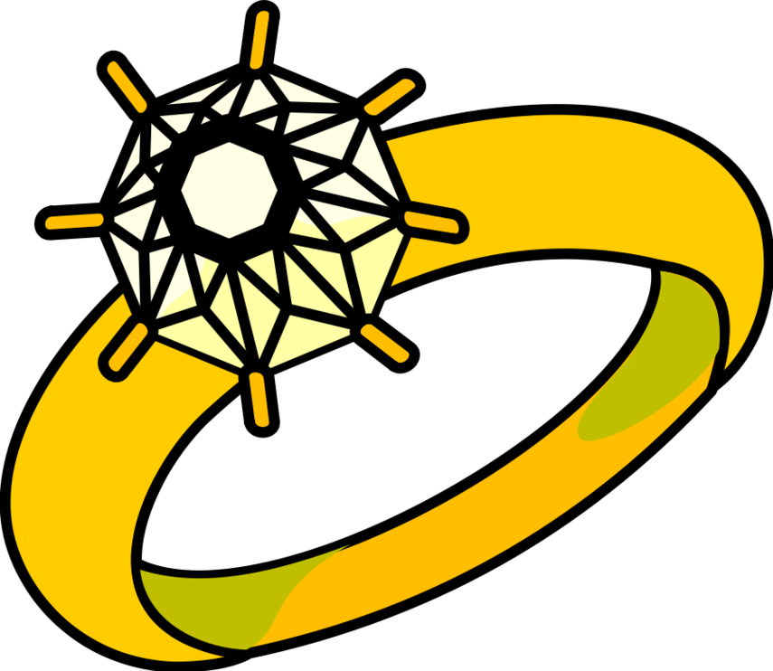 Ring clipart #5, Download drawings