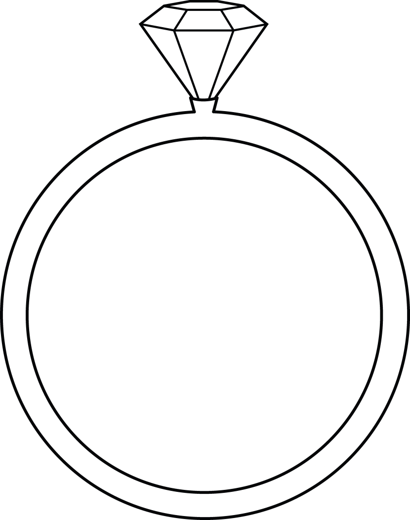 Ring clipart #10, Download drawings