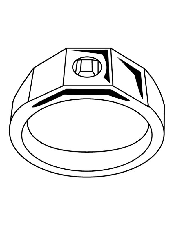 Rings coloring #6, Download drawings