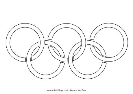 Rings coloring #11, Download drawings