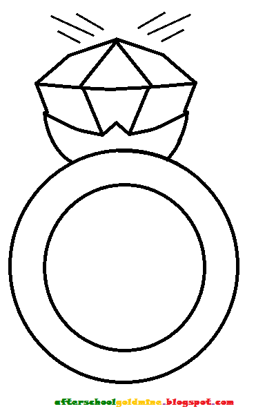 Rings coloring #18, Download drawings