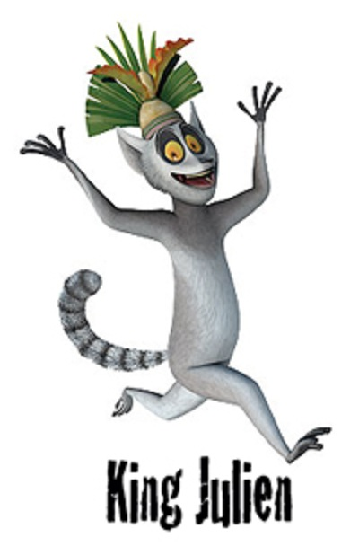 Ring-tailed Lemur clipart #2, Download drawings