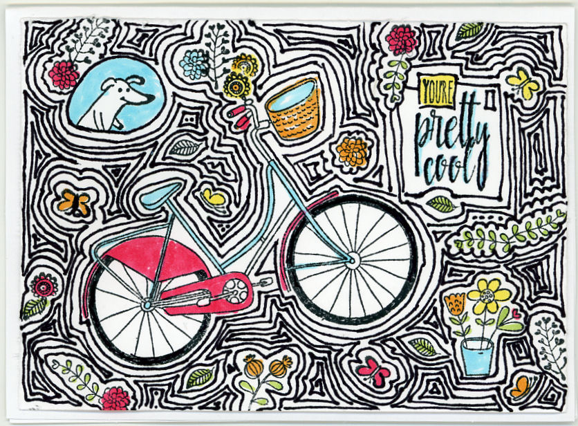 Ripple coloring #11, Download drawings