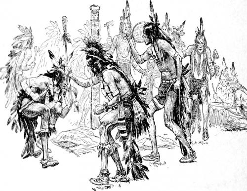 Ritual coloring #4, Download drawings