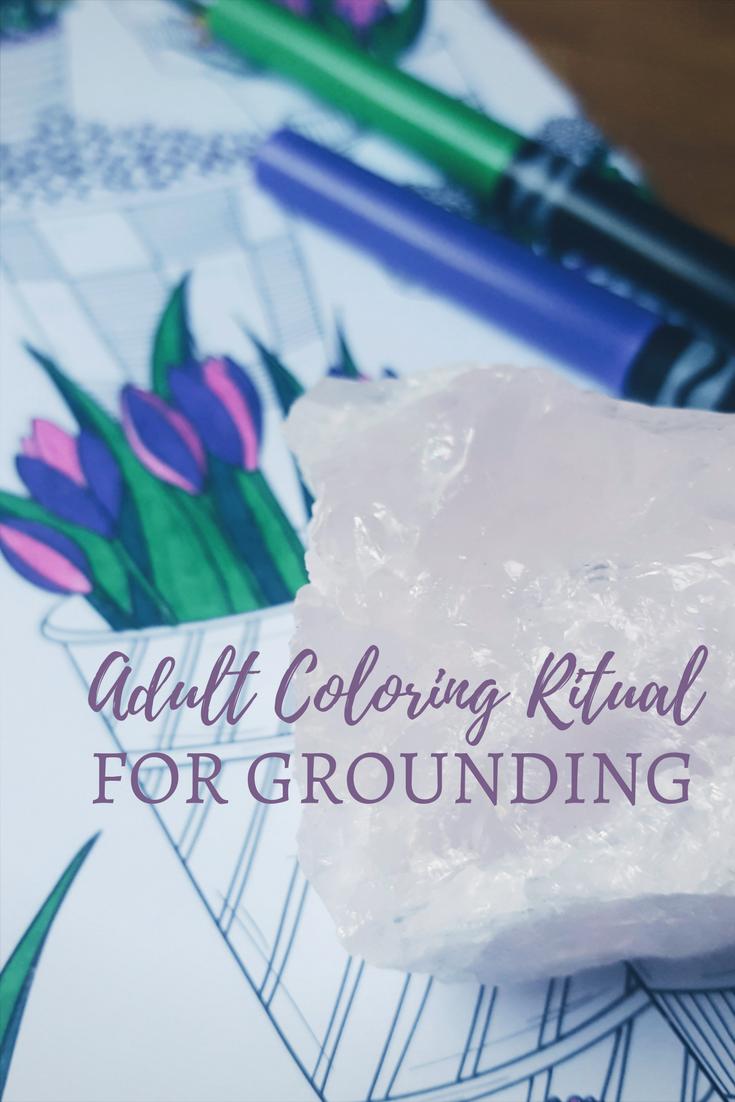 Ritual coloring #6, Download drawings