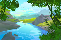 River clipart #3, Download drawings