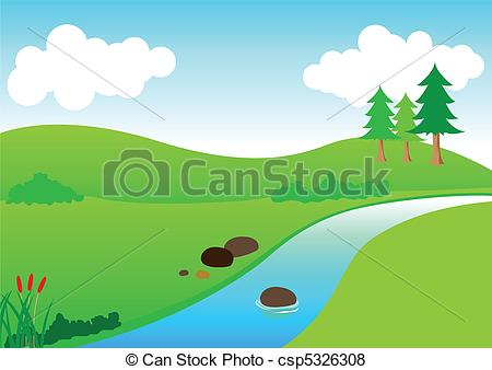River clipart #10, Download drawings