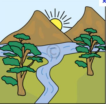River clipart #1, Download drawings