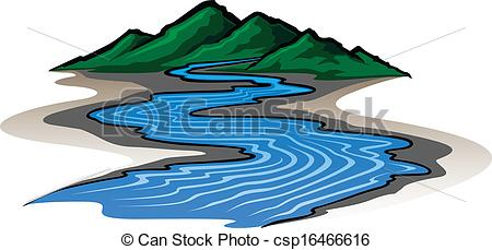 River clipart #15, Download drawings