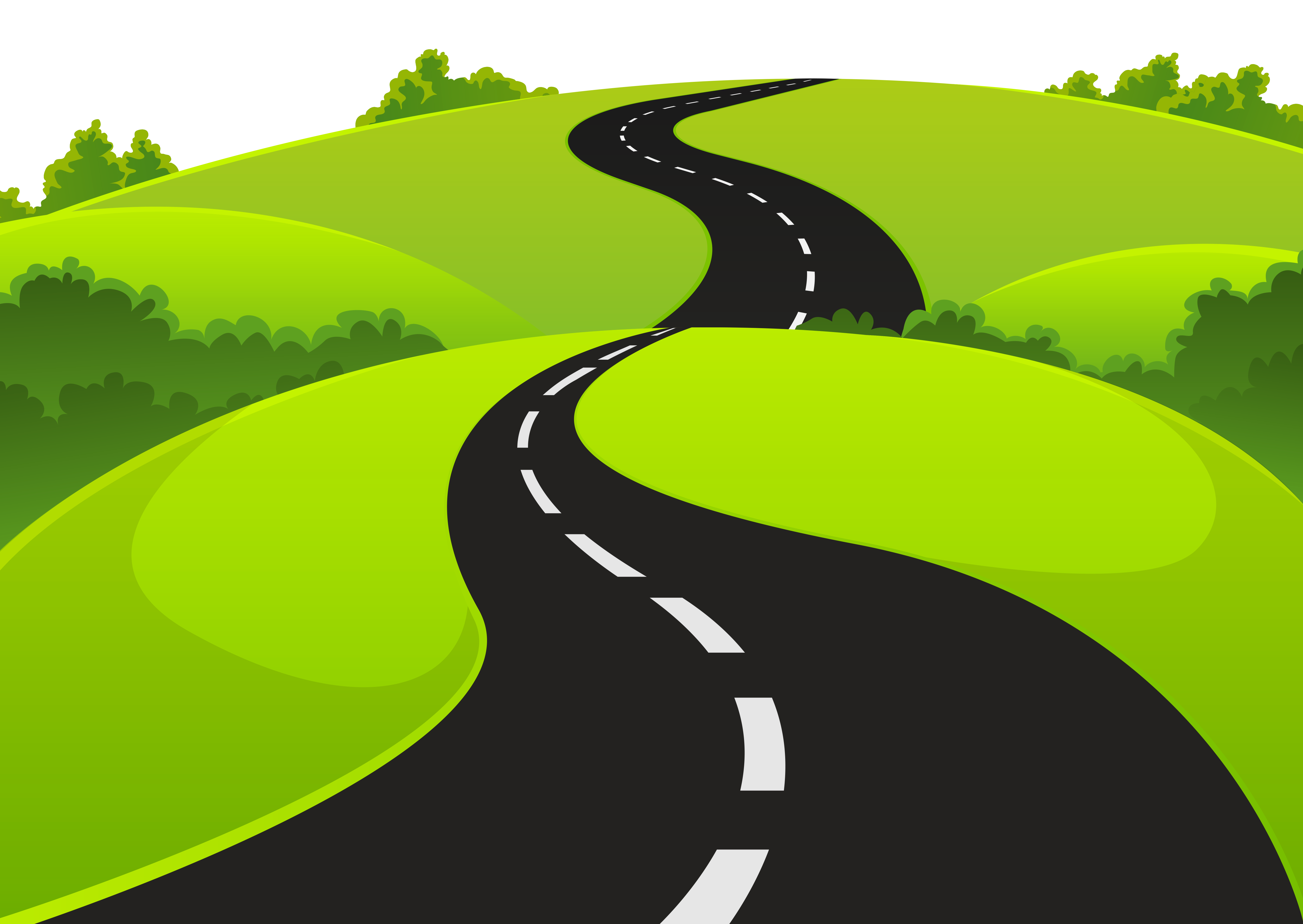 Road clipart #2, Download drawings