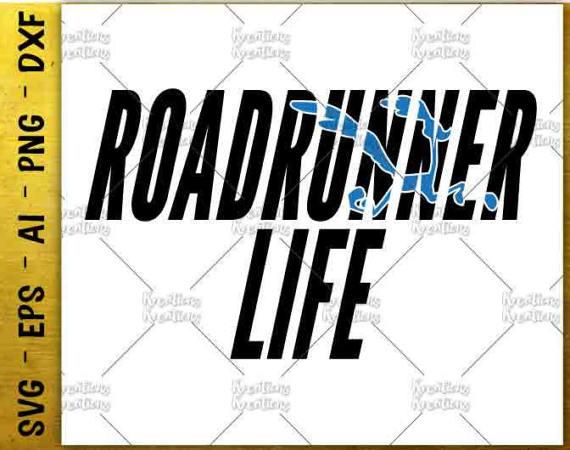 Roadrunner svg #2, Download drawings