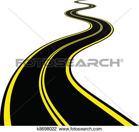 Roadway clipart #6, Download drawings