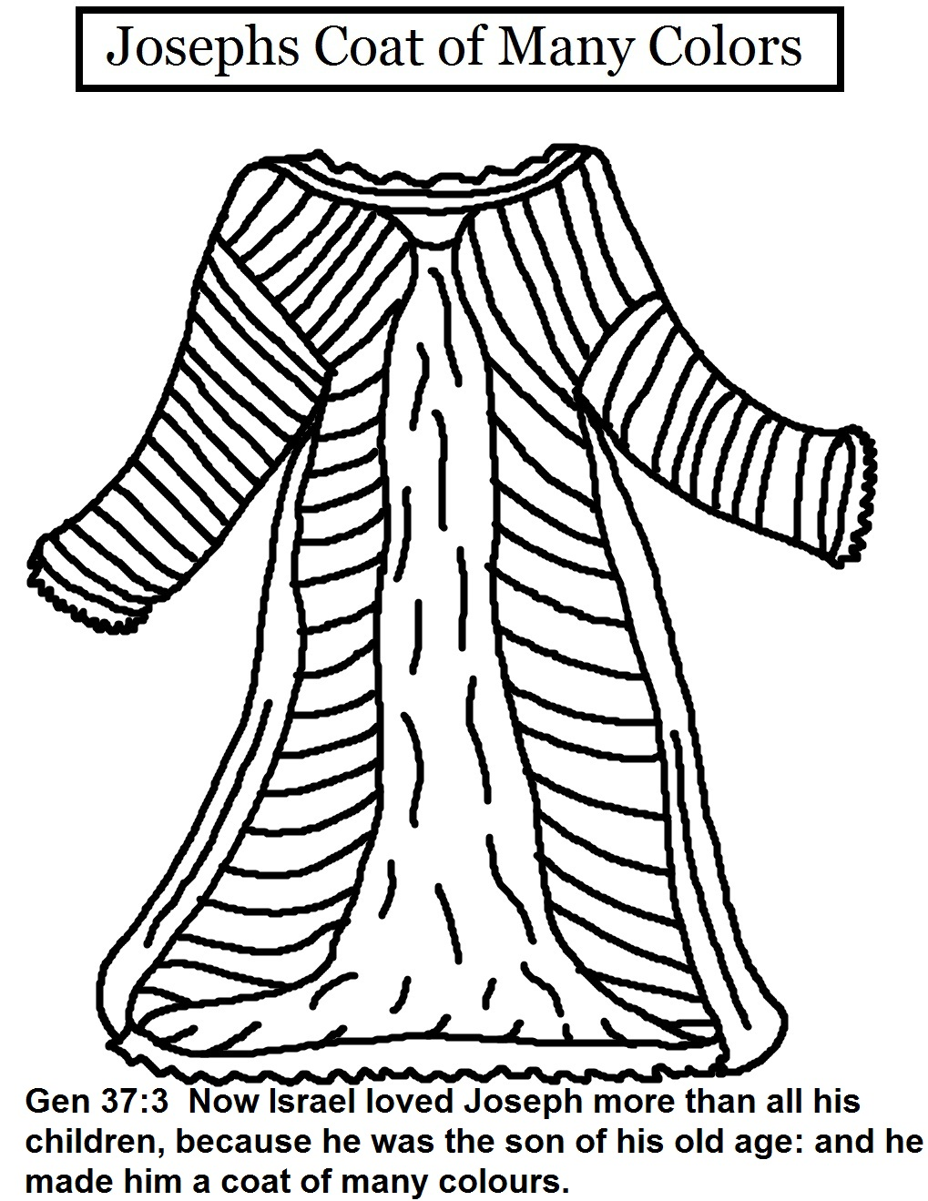 Robe coloring #13, Download drawings