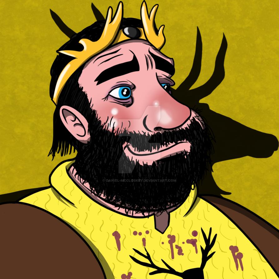 Robert Baratheon clipart #3, Download drawings