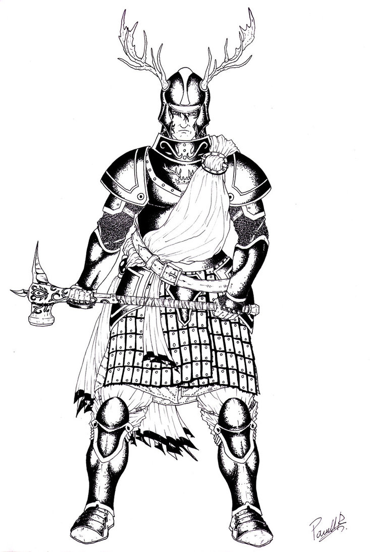 Robert Baratheon coloring #20, Download drawings