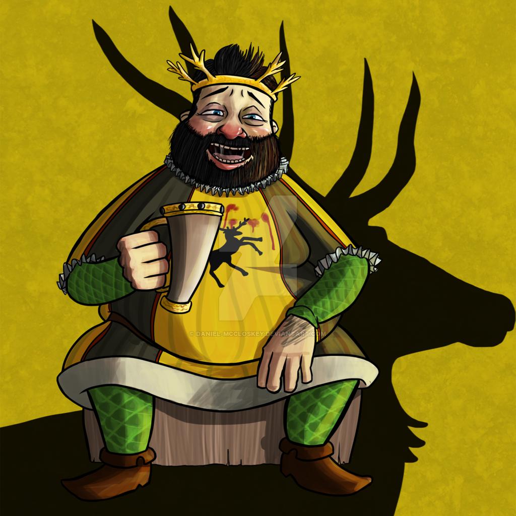 Robert Baratheon clipart #2, Download drawings