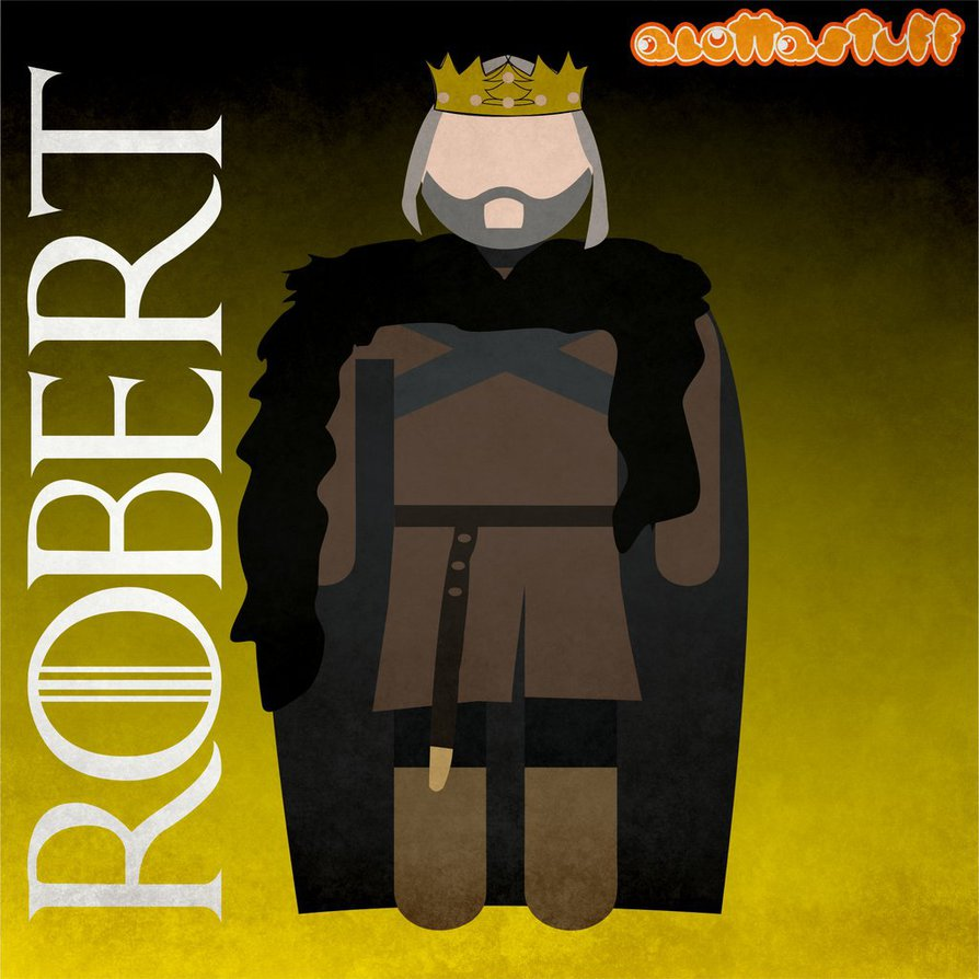 Robert Baratheon clipart #7, Download drawings