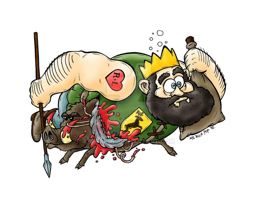 Robert Baratheon clipart #4, Download drawings