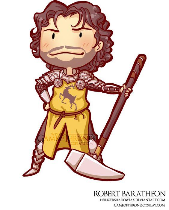 Robert Baratheon clipart #16, Download drawings