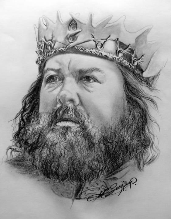 Robert Baratheon coloring #17, Download drawings