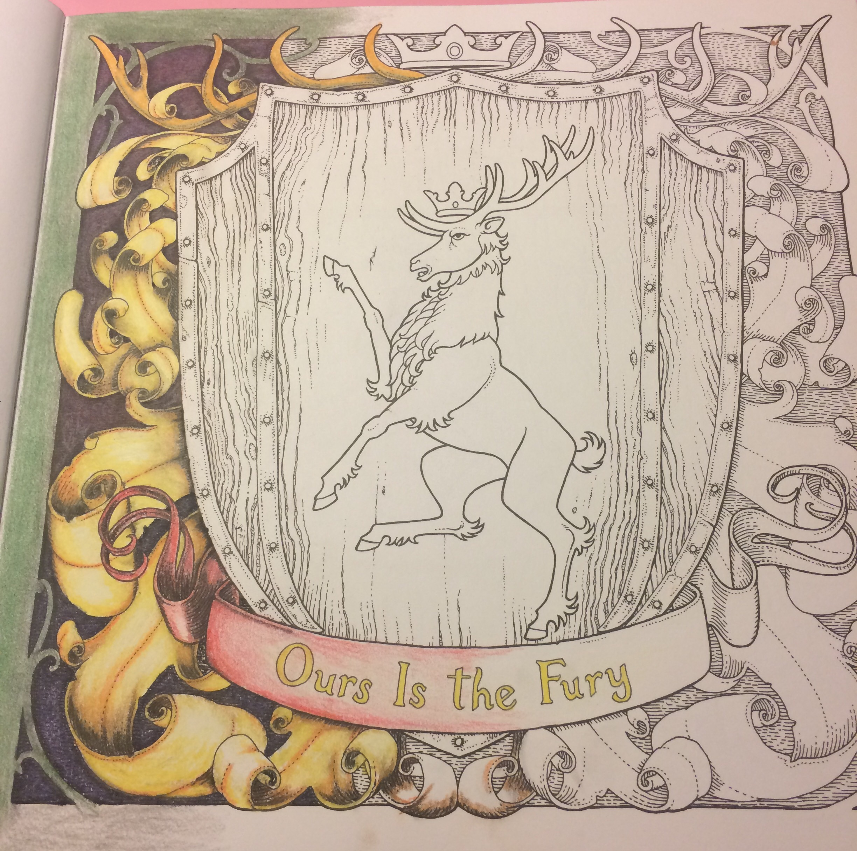 Robert Baratheon coloring #8, Download drawings