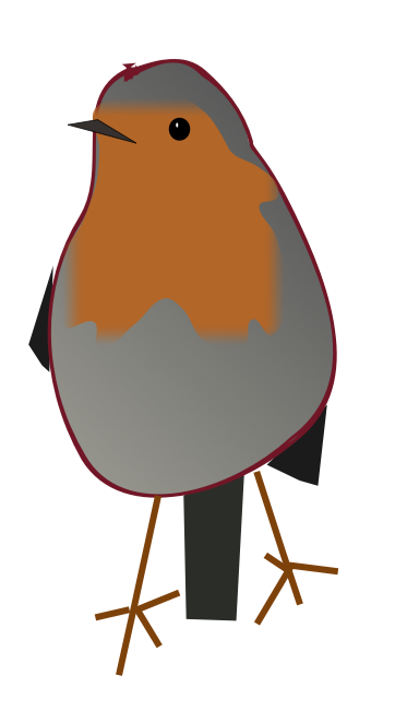 Robin clipart #8, Download drawings