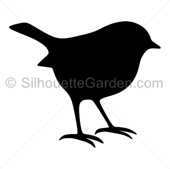 Robin svg #6, Download drawings