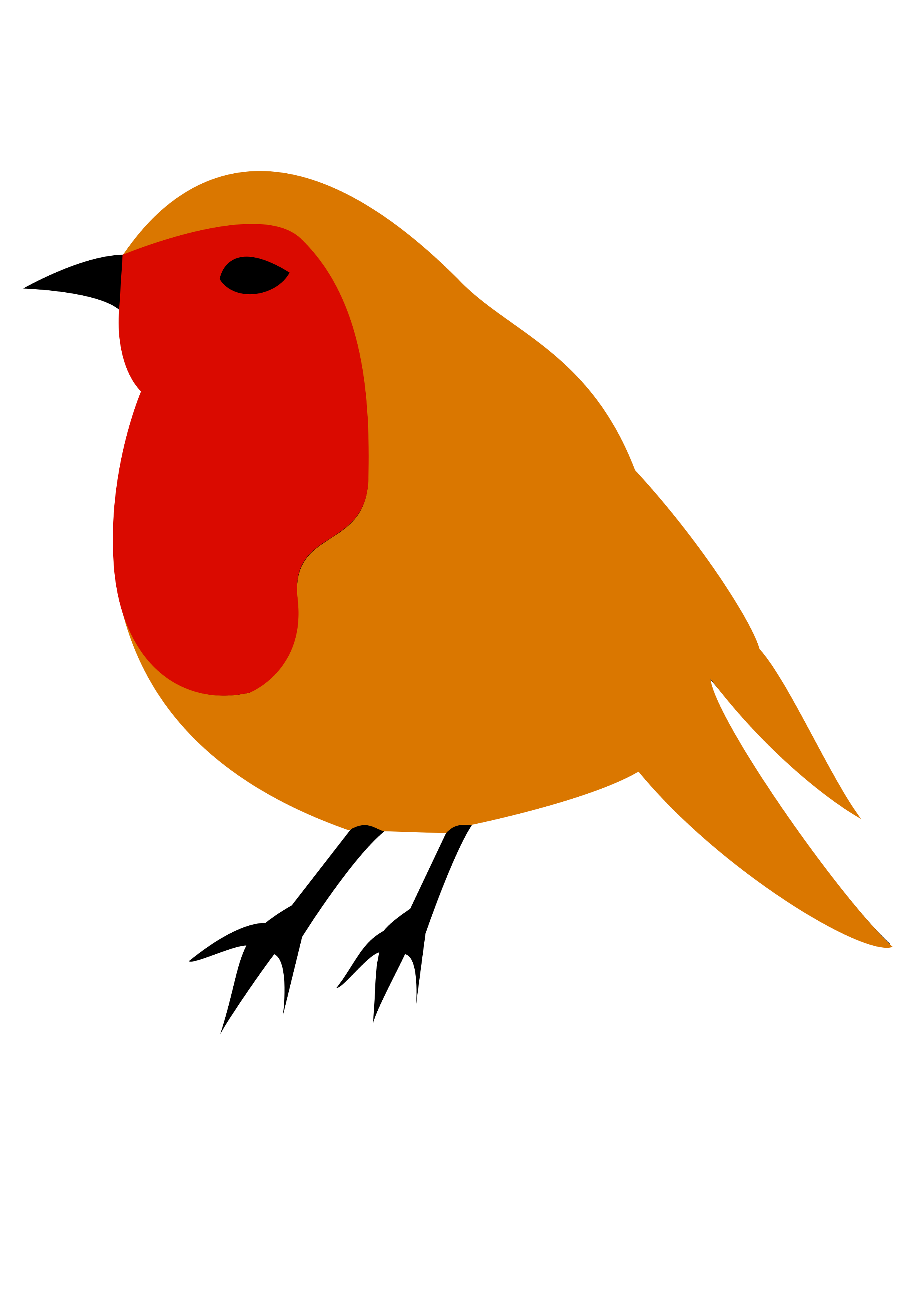 Robin svg #15, Download drawings