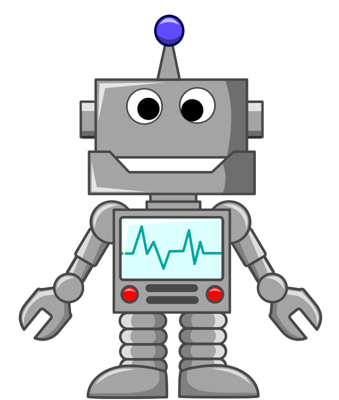 Robot clipart #10, Download drawings