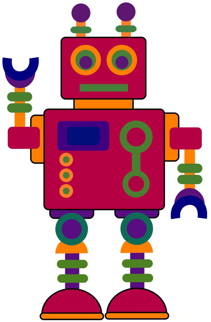 Robot clipart #14, Download drawings