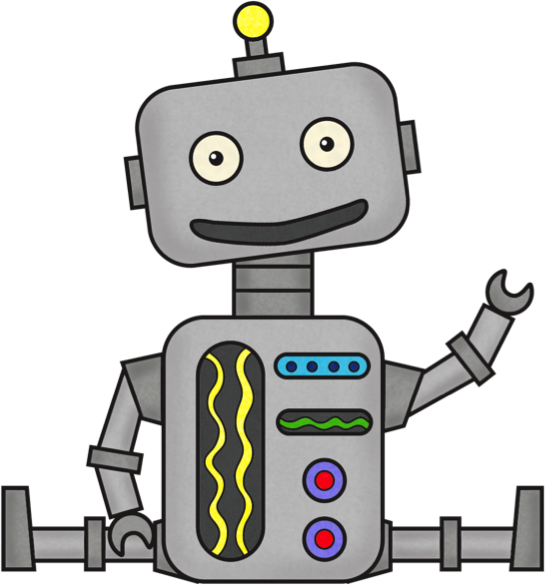 Robot clipart #9, Download drawings