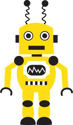 Robot clipart #5, Download drawings