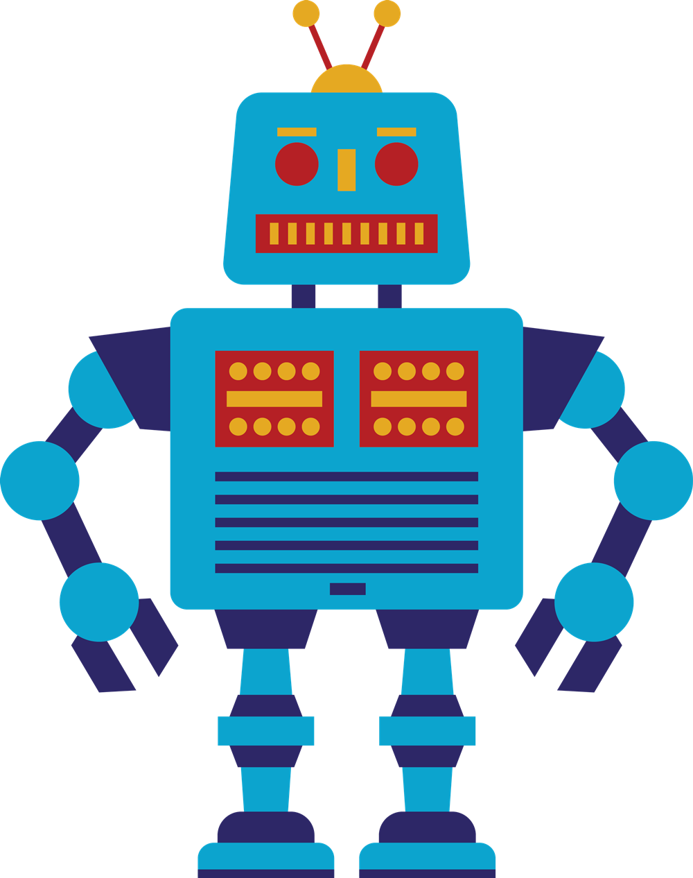 Robot clipart #15, Download drawings