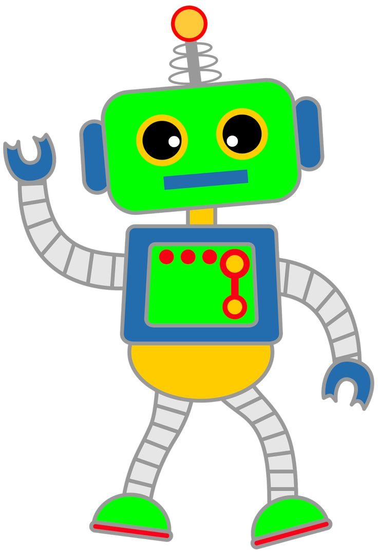 Robot clipart #12, Download drawings