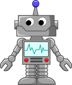 Robot clipart #20, Download drawings