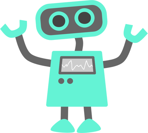 Robot clipart #8, Download drawings