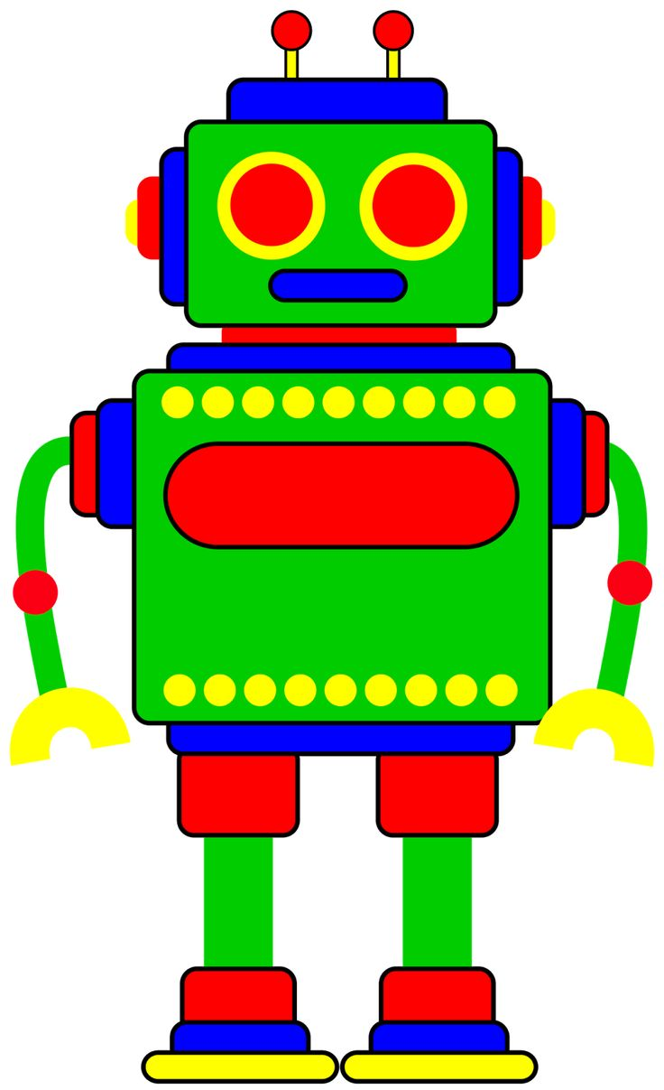 Robot clipart #17, Download drawings